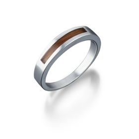 Square Frame Ring-